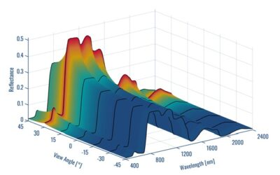 Imaging Spectroscopy of Forest Ecosystems
